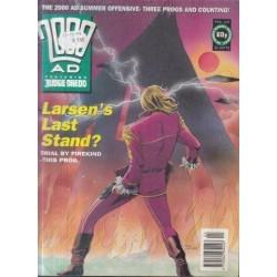2000AD featuring Judge Dredd Prog 839 - 12 Jun 93