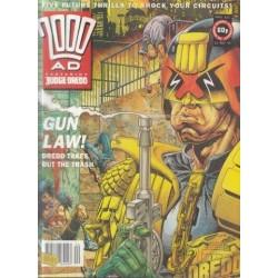 2000AD featuring Judge Dredd Prog 835 - 15 May 93