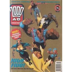 2000AD featuring Judge Dredd Prog 931 - 17 Mar 95