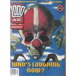2000AD featuring Judge Dredd Prog 887 - 13 May 94