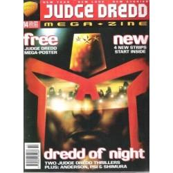 Judge Dredd Megazine No. 14 Feb 1996