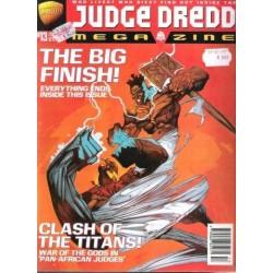 Judge Dredd Megazine No. 13 Jan 1996
