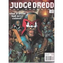Judge Dredd Megazine No. 44 - Dec 23-Jan 07 1993