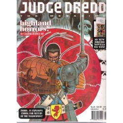 Judge Dredd Megazine No. 46 - 5 Feb 1994
