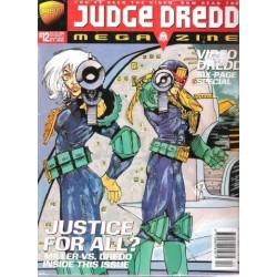 Judge Dredd Megazine No. 12 Dec 22 1995