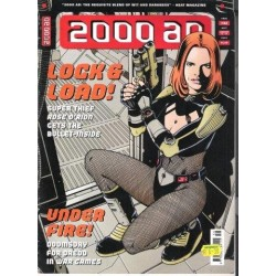 2000AD featuring Judge Dredd Prog 1156 - August 11-17