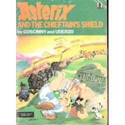 Asterix and the Chieftain's Shield (small size)