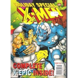 X-Men Holiday Social Summer 1996
