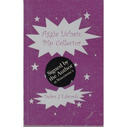 Aggie Lichen Pilp Collector (Signed by author)