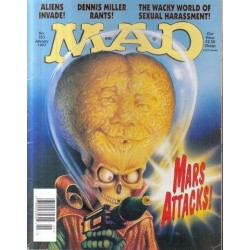 Mad Magazine No. 353 February 1997