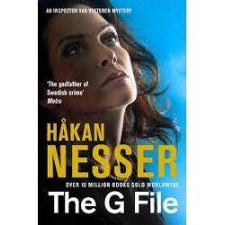 The G-File (Van Veeteren Mysteries 10)