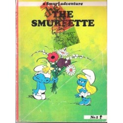 The Smurfs: Smurfette Comes to Town