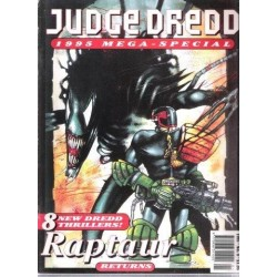 Judge Dredd Megzine No. 8 Mega-Special 1995