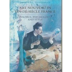 Art Nouveau In Fin-De-Siecle France