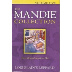 The Mandie Collection (Vol 5 Books 21-25)