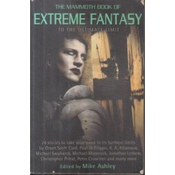The Mammoth Book Of Extreme Fantasy