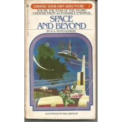 Choose Your Own Adventure 4 - Space and Beyond