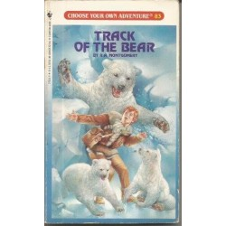 Choose Your Own Adventure 83 - Track of the Bear