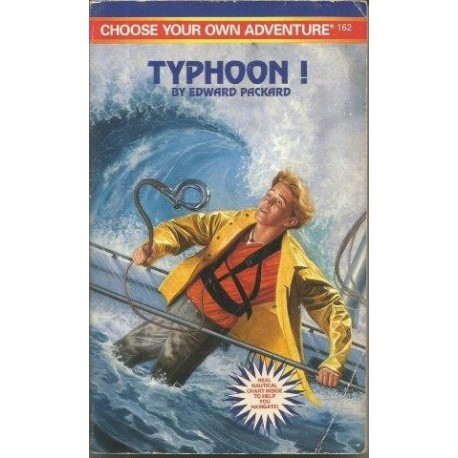 Choose Your Own Adventure 162 - Typhoon!