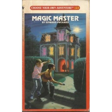 Choose Your Own Adventure 122 - Magic Master