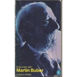 Encounter With Martin Buber