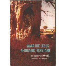 Waar Die Leeus Afrikaans Verstaan