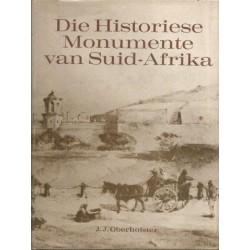 Die Historiese Monumente van Suid-Afrika