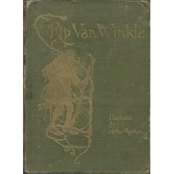 Rip Van Winkle (Illustrations by Arthur Rackham)